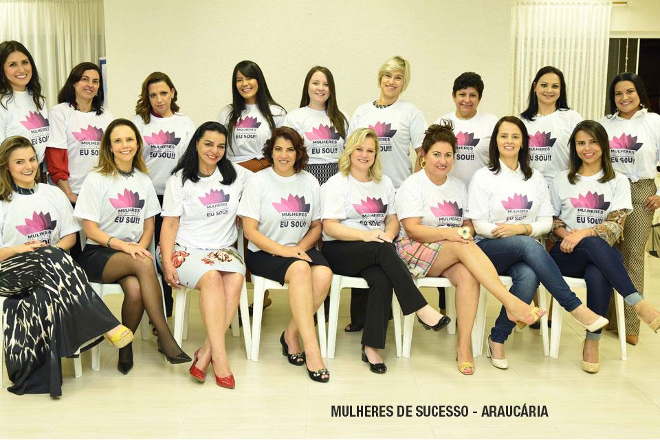 Clube Mulheres de Sucesso - Araucária